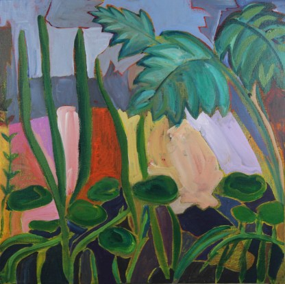 Tropical Garden Eleanore Ditchburn