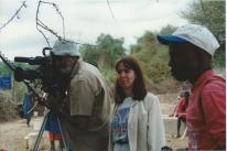 Kenya - filming Masai