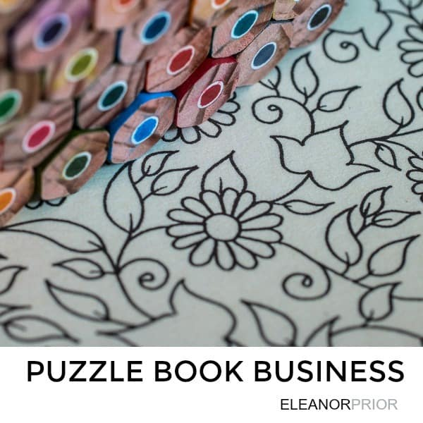 PUZZLE BOOK BUSINESS