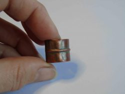 small cuff ring