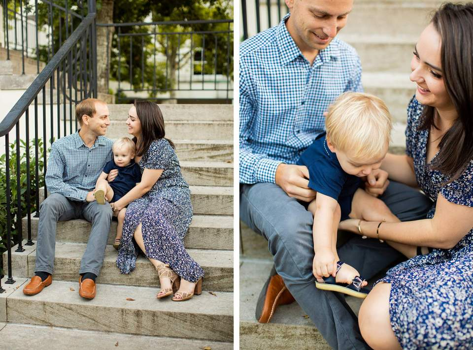 Lavender Family session