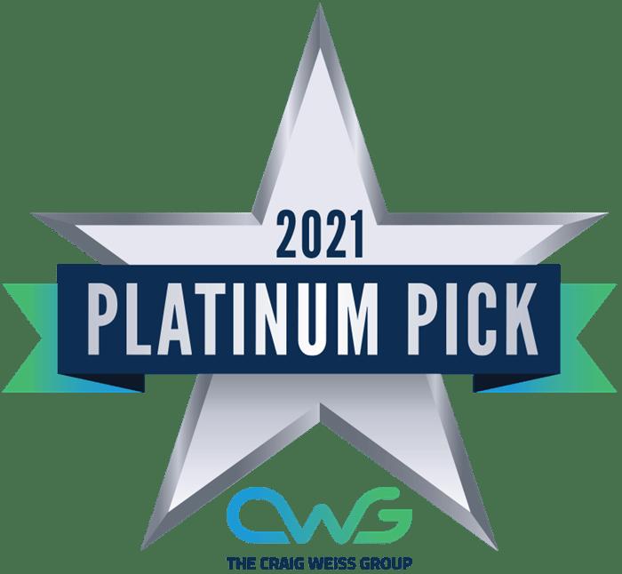 By Craig WeissPlatinum Picks for 2021