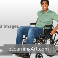 Wheelchair Man Hickory Chair Newbury Stool Will Hispanic In A Elearningart