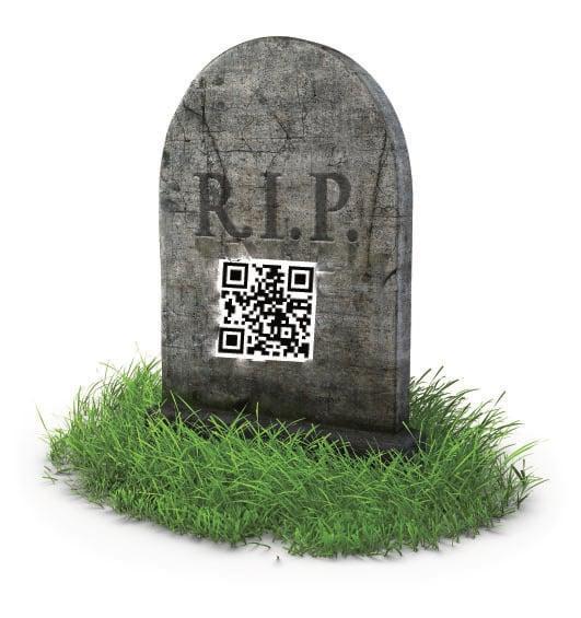QR Code is Dead