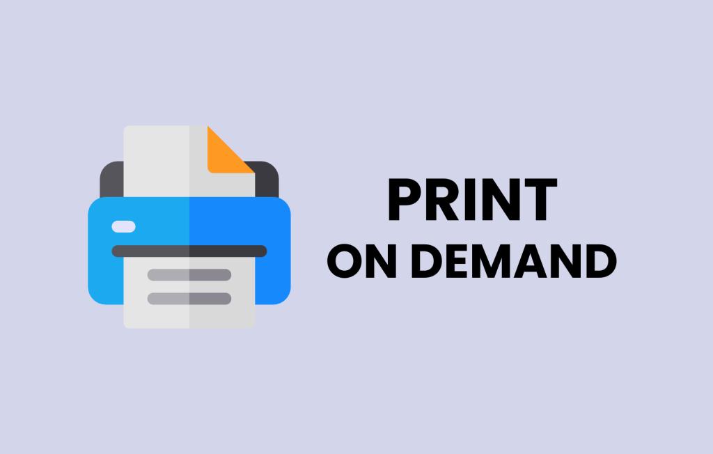 print on demand-image