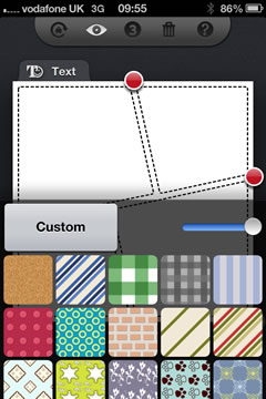 choose a pattern