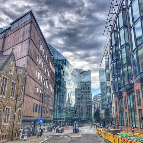 Fetter Lane, London