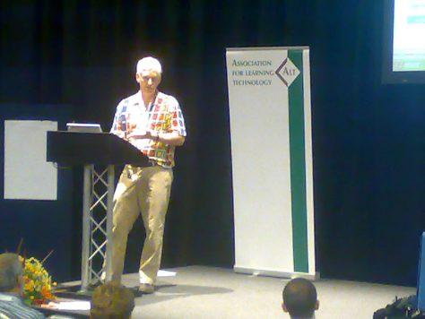 Google's Peter Norvig's keynote at ALT-C