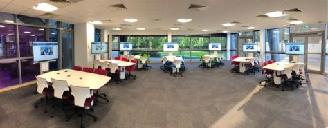 Leeds Business School Active Learning Studio
