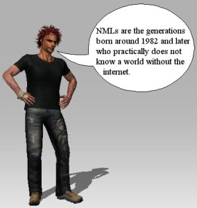 The NML-generation speeds the development