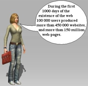 NML: The creative generation and the semantic web