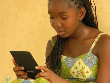 Edtech improving young Congolese learners' future prospects