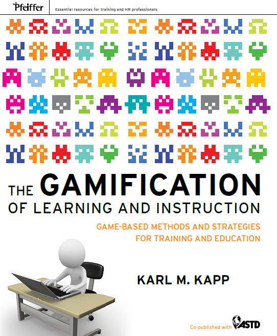 elearn Magazine Book Review The Gamification of Learning and Instruction GameBased Methods
