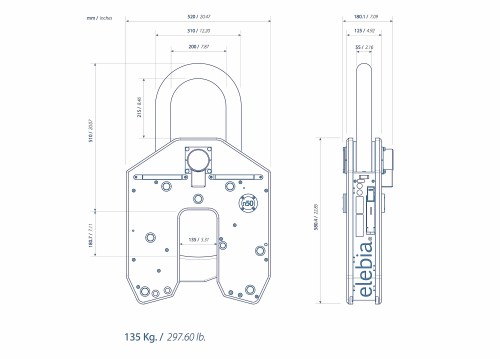 small resolution of neo50 lifting hook neo50 lifting hook