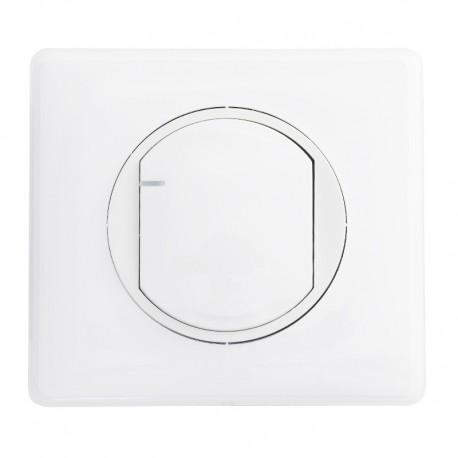 legrand commande sans fil pour eclairage ou prise connectee ou micromodule celiane with netatmo blanc ref 067723
