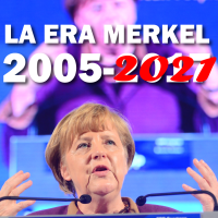 Merkel decidió gobernar hasta 2021
