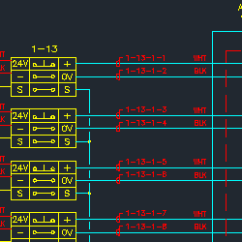 How To Draw Plc Wiring Diagram 1998 Dodge Neon Electrical Cad Design Software | Elecdes Suite
