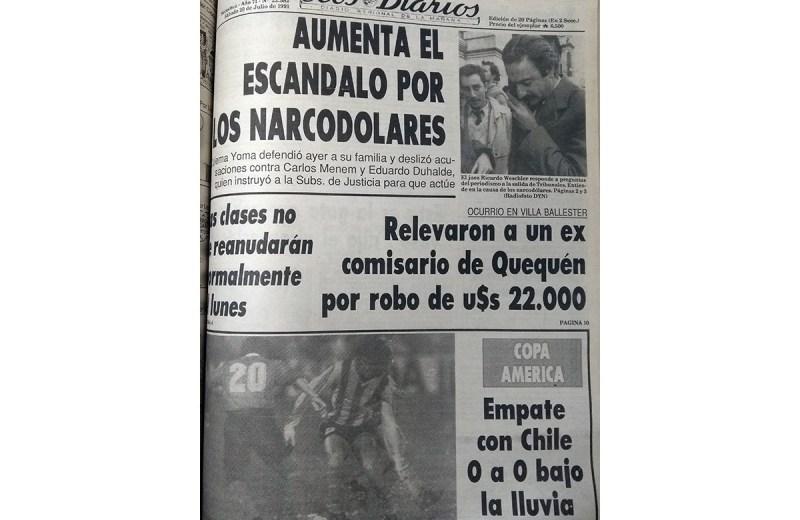 Sábado 20 de julio de 1991
