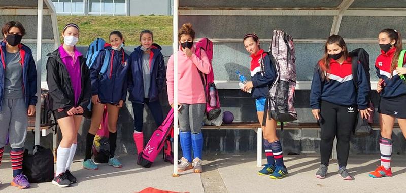 El hockey también se apronta para el Regional de los Juegos Bonaerenses