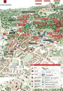 Mapa Viagem Medieval