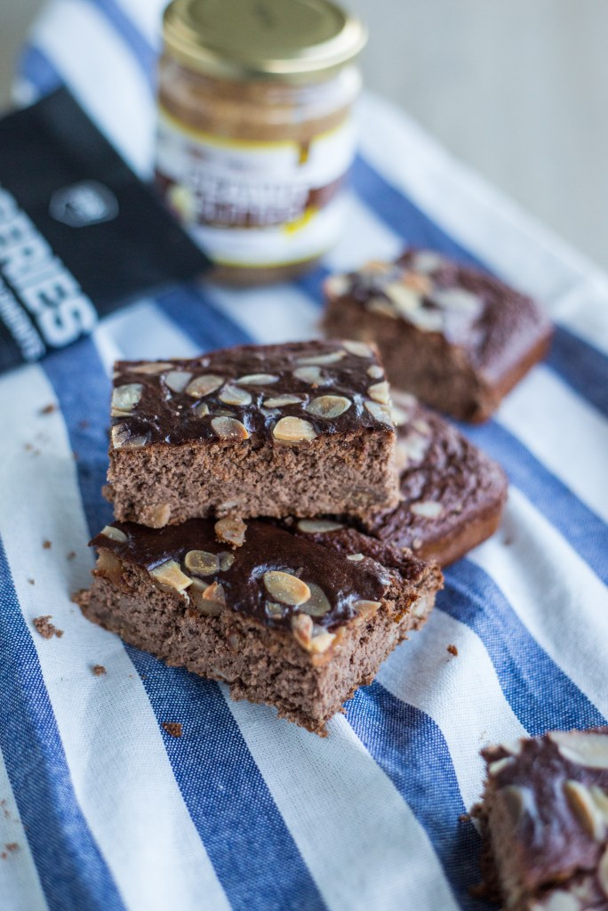 Brownie Proteíco
