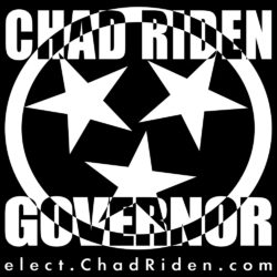 Elect Chad #RiDEN4TN Governor