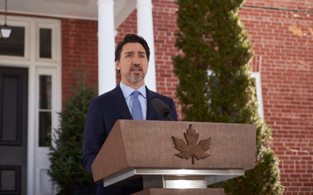 Trudeau To Continue Self-Isolation Despite Wife's Coronavirus Recovery