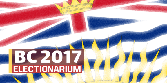 British Columbia Election 2017
