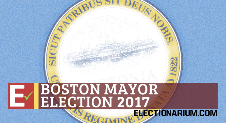 Boston Mayoral Election 2017 Results