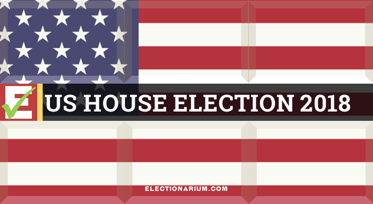 US House Elections 2018 Predictions and Results - Electionarium