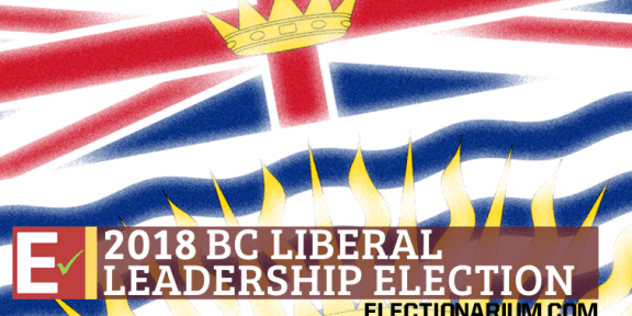 2018 BC Liberal Party Leadership Election
