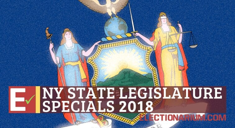 2018 New York State Legislature Special Elections