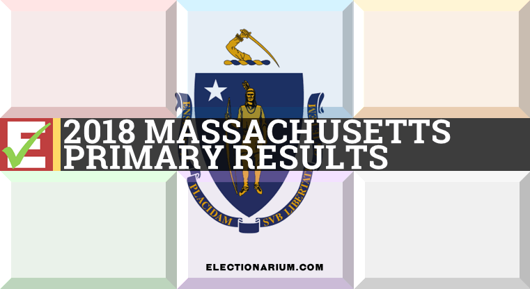 2018 Massachusetts Primary Results: Jay Gonzalez to Face Charlie Baker