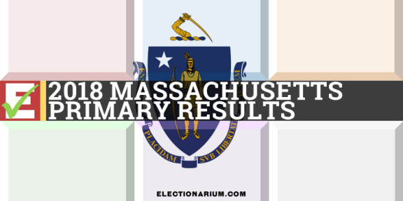 2018 Massachusetts Primary Results