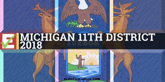 2018 Michigan 11th Congressional District Race