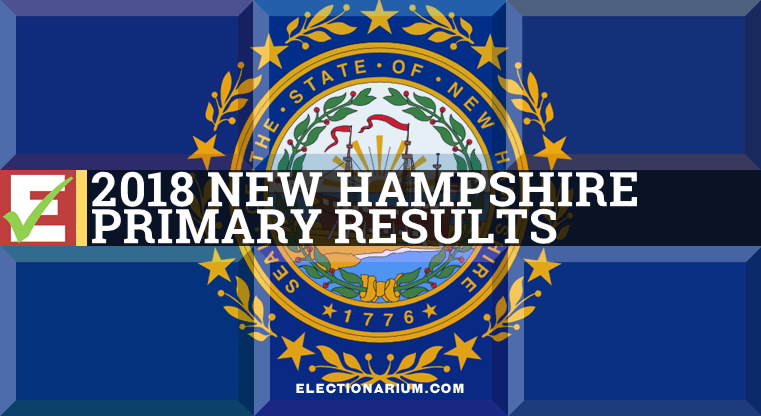 2018 New Hampshire Primary Results: Sununu, Kelly Set For Governorship Tilt