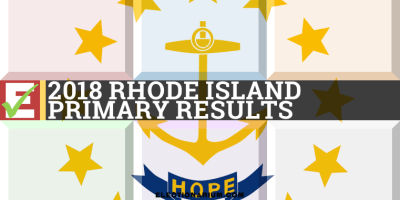 2018 Rhode Island Primary Results