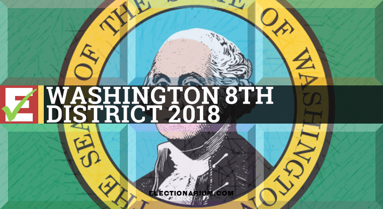 2018 Washington 8th Congressional District Race