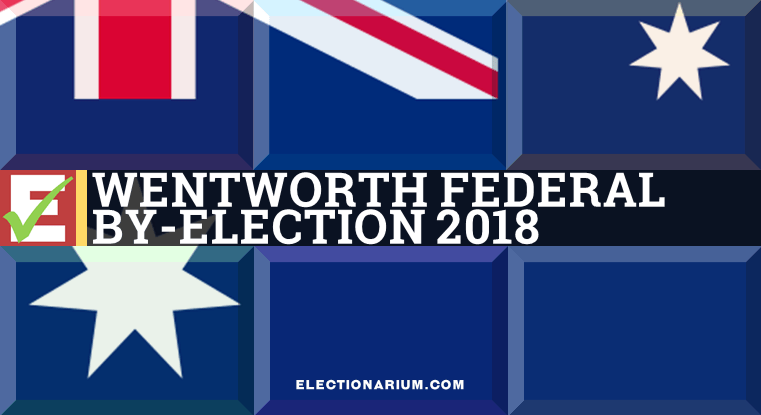 Wentworth Federal Byelection 2018