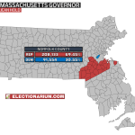 Massachusetts Governor Election Results 2018 - Norfolk County