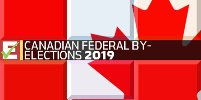 2019 Canadian Federal By-Elections York-Simcoe Outremont Burnaby South