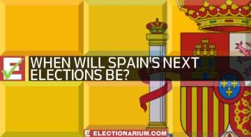 Will The Next Spanish Election Be In 2019?