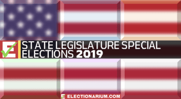 2019 State Legislature Special Elections: Election Results