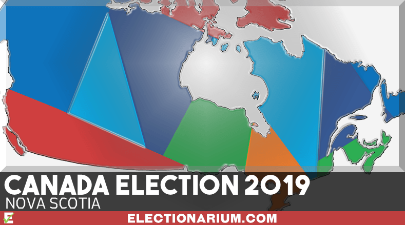 Canada Election 2019 - Nova Scotia