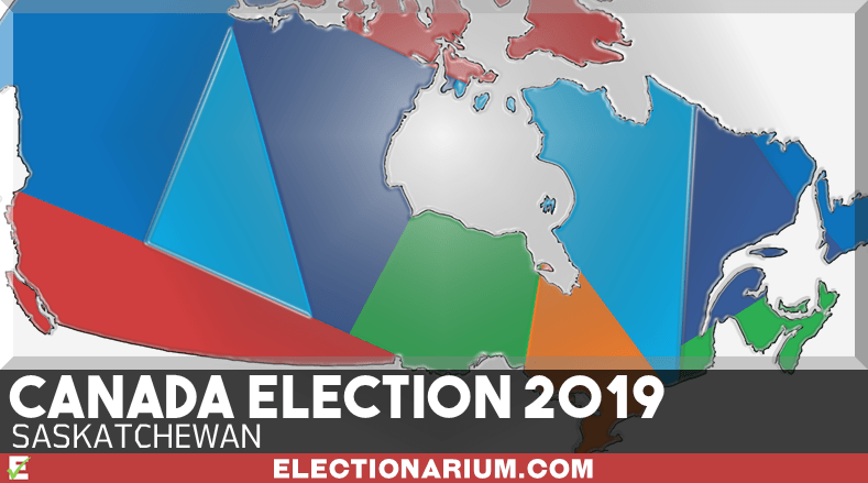 Canada Election 2019 - Saskatchewan