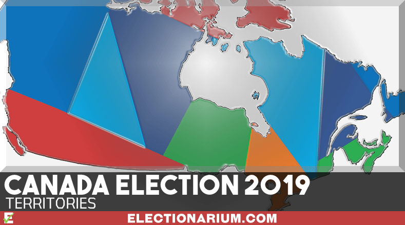 Canada Election 2019 - Territories