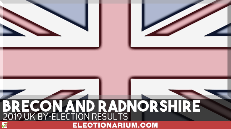 2019 Brecon and Radnorshire By-Election Results