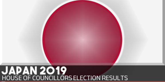 Japan Upper House Election 2019