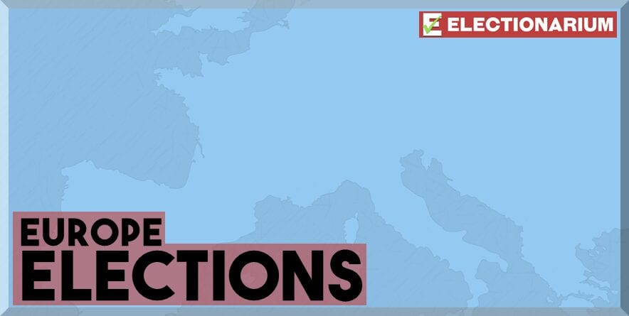 European Election Predictions and Europe Election Calendar - Aug 2019