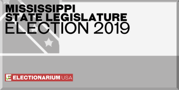 2019 Mississippi State Legislature Election Results: All Races